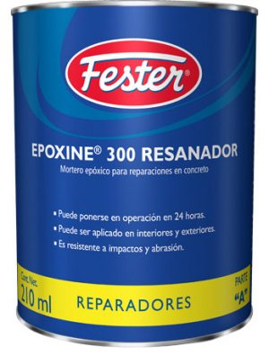 Fester Epoxine 300 resanador