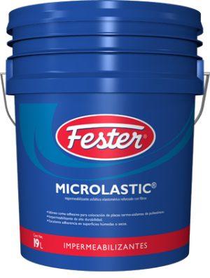 Fester Microlastic