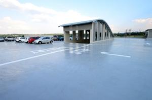 Impermeabilizante para estacionamientos en alturas